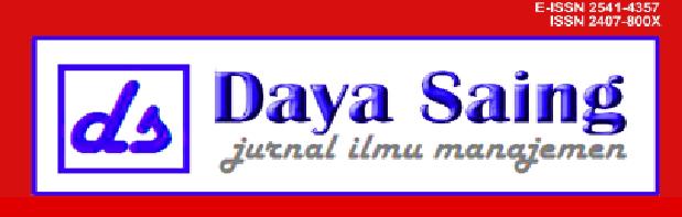 Jurnal Daya Saing | kompetif